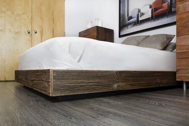 паркетная доска для спальни 2