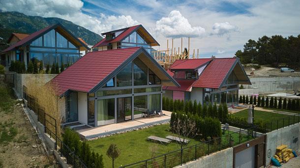 проект в поселке Tivat Hill в Черногории