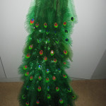 павлин  из пластиковых бутылок 9
