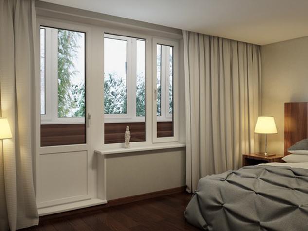 7 советов по оформлению балконной двери: дизайн, виды, фурнитура