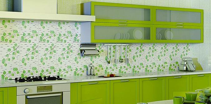 пластиковые панели для стен кухни