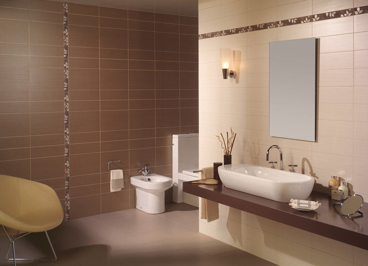 плитка для ванной матовая
