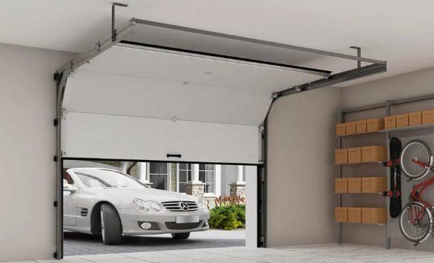 подъемные ворота в гараж выбрать