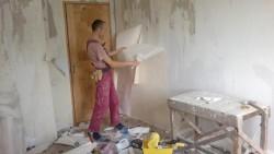 подготовка к ремонту спальни