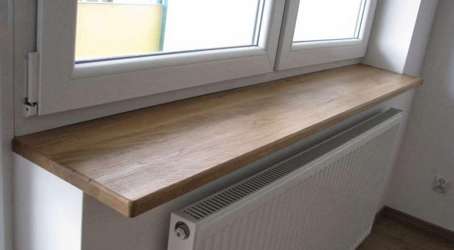 подоконники деревянный 2
