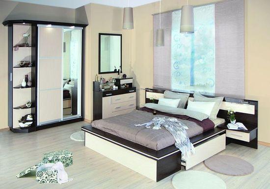 Советы по освещению спальни
