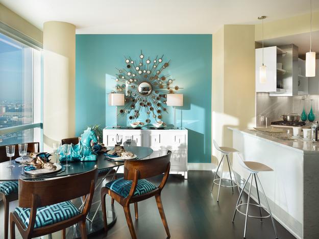 покраска для стен кухни 2