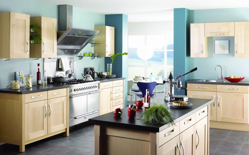 покраска для стен кухни