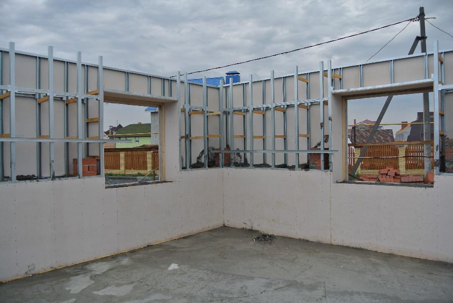 полистиролбетон строительство дома 2
