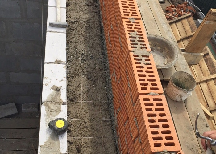 полистиролбетон строительство дома 3