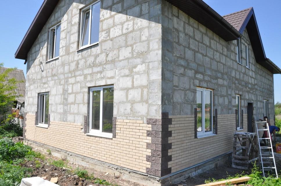 полистиролбетон строительство дома 4
