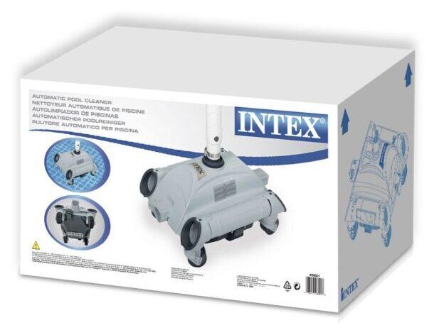 Полуавтоматический пылесос для бассейна Intex 28001