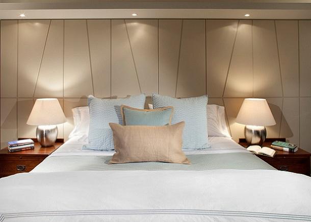 прикроватное освещение спальни