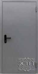 противопожарная дверь эстет