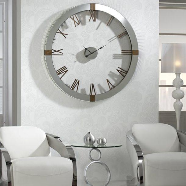 Часы или даже коллекция часов для декора стен