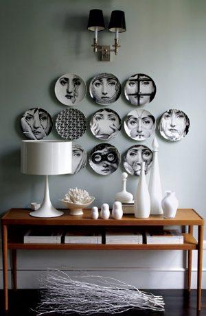 Декоративные тарелки для украшения стены
