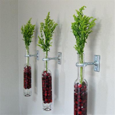 Выращивание комнатных растений на стенах