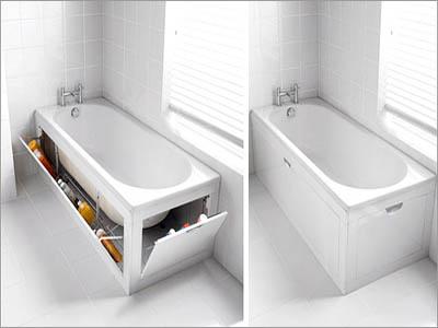 распашной экран под ванну 3