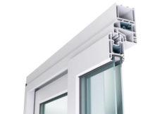 расширительный профиль в пластиковых окнах