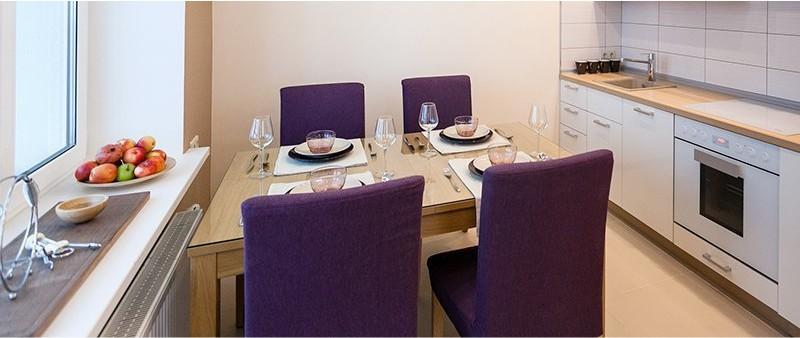 Выбор обеденного стола для кухни