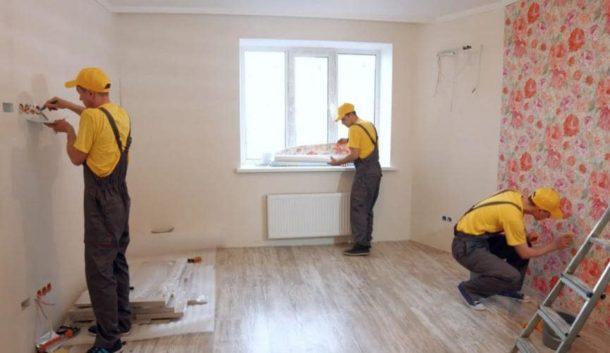 мастер для ремонта квартиры