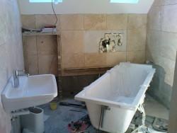 ремонт ванной комнаты демонтаж 2