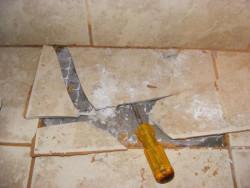 ремонт ванной комнаты демонтаж 4