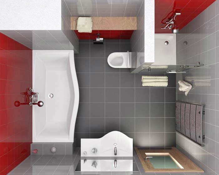 Готовые чертежи ванных комнат элитные дизайны ванных комнат