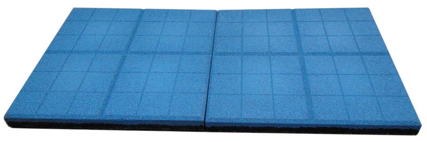 резиновая плитка формы 2