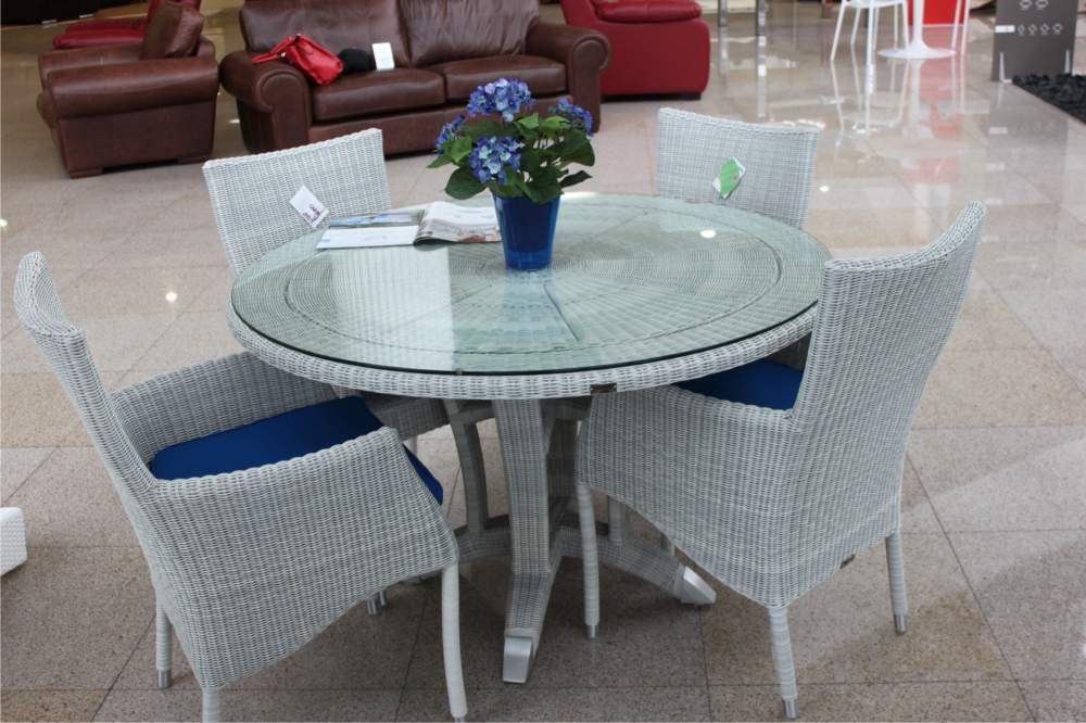 ротанг обеденный стол