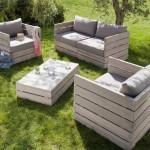 садовая мебель из поддонов 4