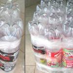 садовая мебель пластиковые бутылки 3