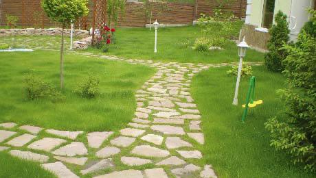 садовые дорожки на маленьком участке