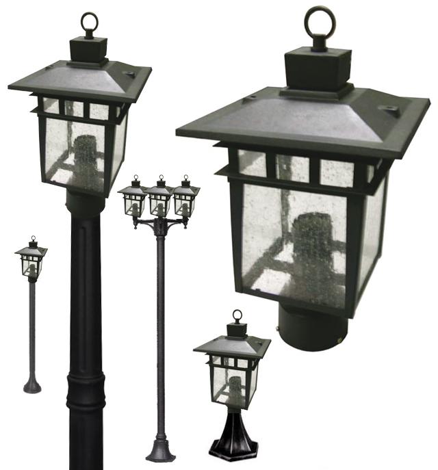 садовые светильники 2