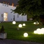 садовые светильники  4