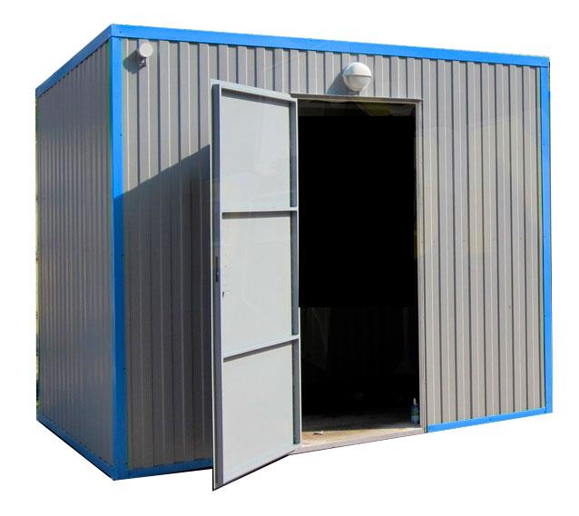 сарай контейнерный