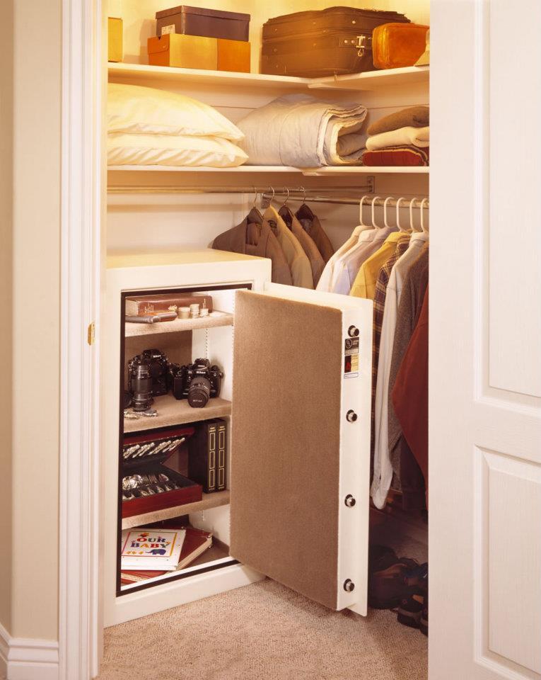 Выбор сейфа для дома и квартиры