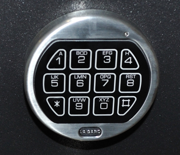 сейф кодовый замок 2