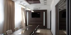 шторы в кабинет 8