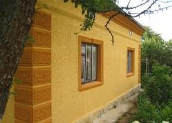 штукатурка для фасада дома 2