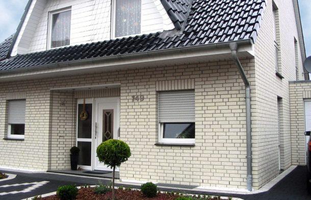 Силикатный кирпич для обличовки фасада дома