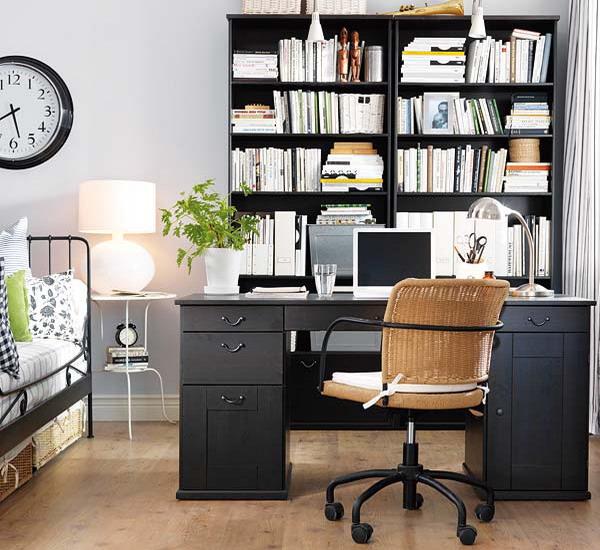 система хранения для домашнего кабинета