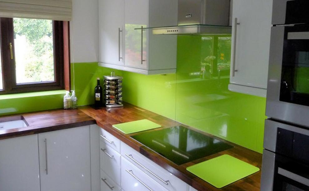 Выбираем скинали для кухни: дизайн, размер, способ печати
