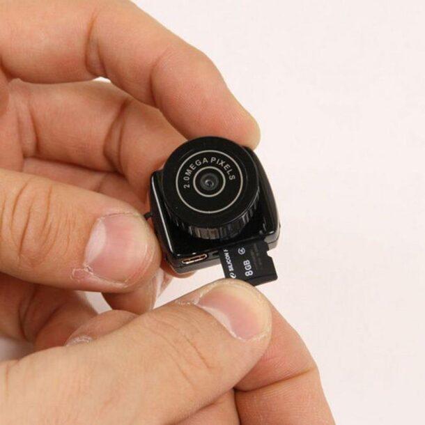 скрытая камера с записью