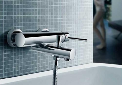смеситель для ванны 4