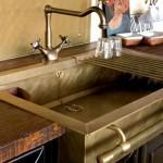 смеситель на кухню оригинальный дизайн