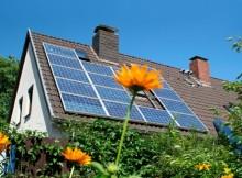солнечные батареи на даче