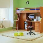 спальное место в детской 5