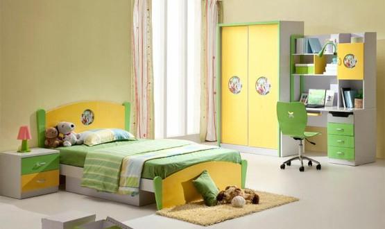 6 советов как расставить мебель в детской, Строительный блог Вити Петрова
