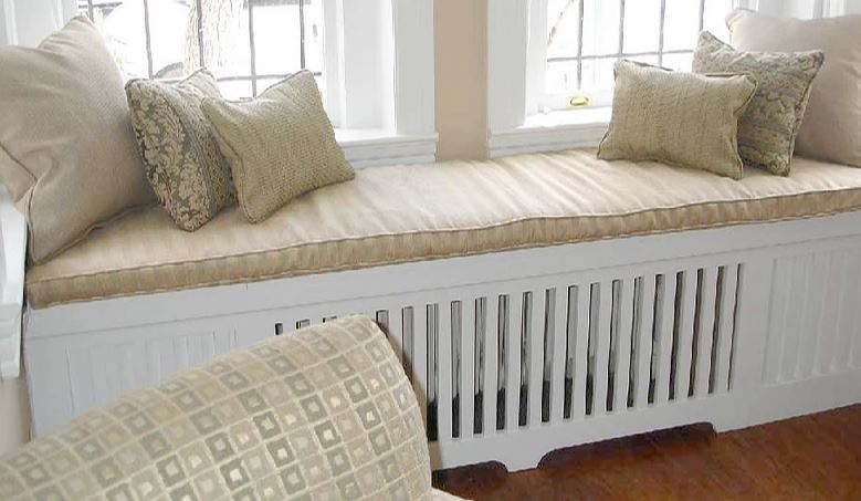 10 советов, как спрятать радиатор отопления фото